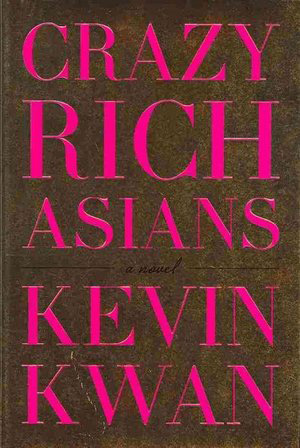 CRAZY RICH ASIAN – KEVIN KWAN
