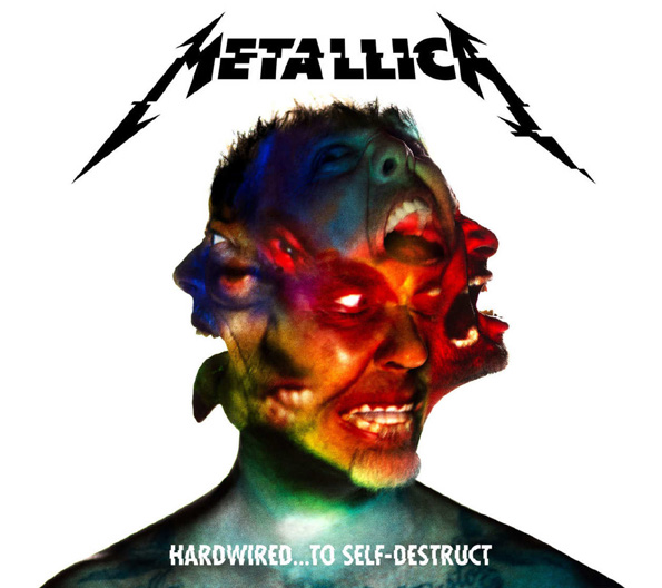 METALLICA – HARDWIRED TO SELF DESTRUCTED