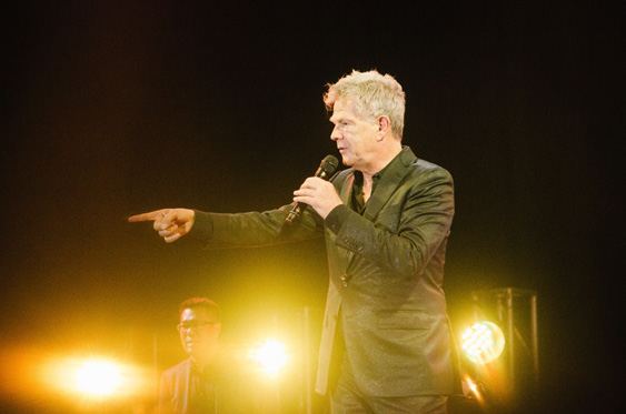 HITMAN DAVID FOSTER AND FRIENDS LIVE IN CONCERT 2