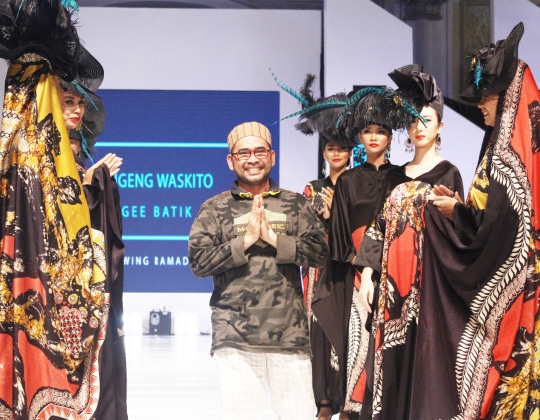 JOGJA FASHION RENDEZVOUS 2017 DI JOGJA CITY MALL