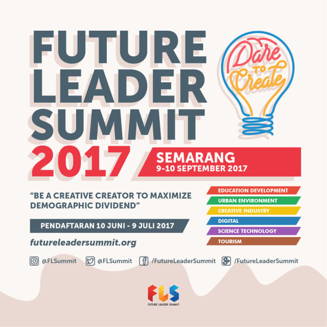 FUTURE LEADER SUMMIT 2017